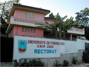 universite de Fondwa